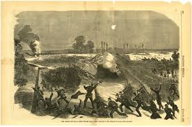 May 17 1863 Battle Of The Big Black River Bridge