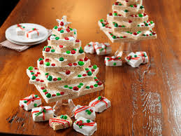 Rice Krispie Christmas Trees Recipe by Christmas Recipes