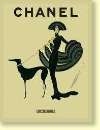 Vintage Posters Coco Chanel Art Nouveau Fashion Design Deco