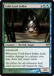 mtg merfolk deck legacy discussion cold eyed selkie