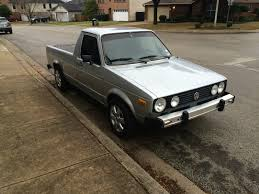 100 Rabbit Truck 1982 VW Caddy Pickup 19 L Diesel NA W Power Steering