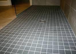 mosaic shower floor tile novic me