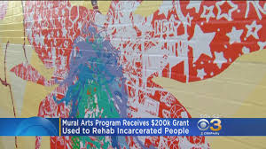 Philadelphia Mural Arts Map by Mural Arts Program Receives 200 000 Grant Cbs Philly