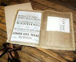 Burlap Wedding Invitations 3619 And Rustic Templates Lace Australia Nh