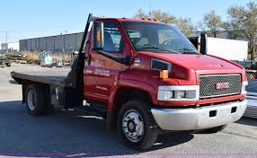 2003 GMC C4500 Flatbed Truck | Item I8625 | SOLD! December 1...