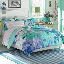 Bed forter Sets For Teenage Girls Modern Peace Sign Bedding