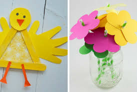 Welcome Spring Into Your Home With These Super Simple Seasonal Crafts That Teach Kids