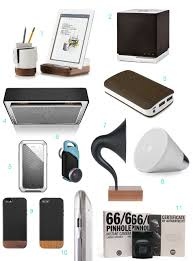 iPhone 6 and 6 Plus Accessory Gift Guide Design Milk