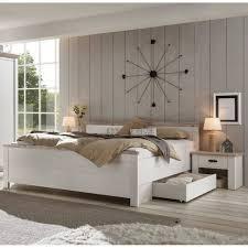 lomadox schlafzimmer set ferna 61 spar set 4 tlg schlafzimmer kombi in pinie weiß nb mit pinie dunkel nb im landhaus design b h t ca