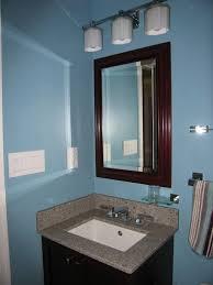 bathroom lighting above medicine cabinet quanta lighting