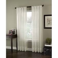 Crushed Voile Curtains Grommet by Crushed Voile Curtains Wayfair