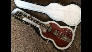 100 Derek Trucks Sg Troglys Guitars 2014 Gibson Signature SG YouTube