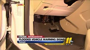 Flooded Vehicles Being Sold In NC - Can You Spot One? | Abc11.com