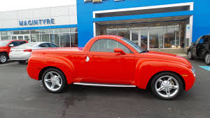 100 Ssr Truck For Sale Lock Haven Used 2004 Chevrolet SSR Vehicles For