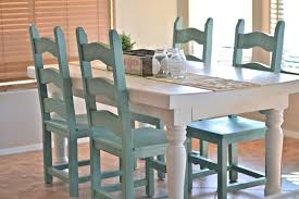 kitchen table makeover sew sassy creations
