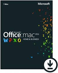 Microsoft fice for Mac 2011 Home and Business Download Version