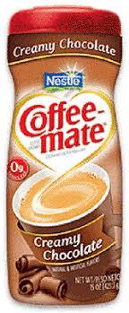 Nestle Coffee Mate Creamy Chocolate Creamer