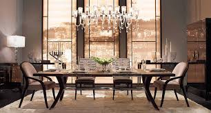 Inspiration Magnificent Dining Tables By 9 Top Luxury Furniture Houses Of The World INTERIOR MUCH WITH SABIA