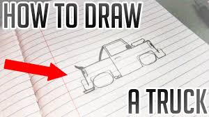 How To Draw A Truck (Real Easy)(Step By Step) 2016 - YouTube How To Draw The Atv With A Pencil Step By Pick Up Truck Drawing Car Reviews 2018 Page Shows To Learn Step By Draw A Toy Tipper 2 Mack 3d Pickup 1 Cakepins Truck Youtube Cars Trucks Sbystep Itructions For 28 Different Vehicles Simple Dump Printable Drawing Sheet Diesel Drawings Best Of Monster An F150 Ford