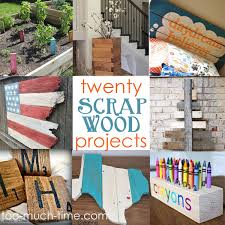 Model DIY Home Sweet 10 Beautiful Scrap Wood Projects