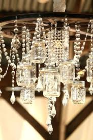 Mason Jar Chandelier Looking For A This Rustic Is Stunning