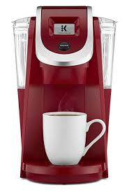 Keurig K250 Single Serve K Cup Pod Coffee Maker With Strength Control Imperial