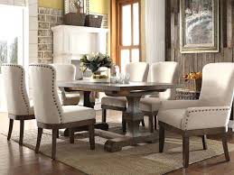 Rustic Dining Table Set Room Tables For 8 Decor Round