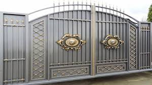 100 Contemporary Gate Latest Main Gates Designs For Modern Homes 2019 Catalogue Grill Design For House TechNtweet