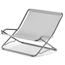 Fiam - Dondolina Twin Swing Chair, White
