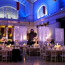 Chicago Union Station Wedding Reception Heather DeCamp Photography Kehoe Designs
