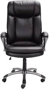 Serta Big And Tall Office Chair 45752 by Serta At Home High Back Leather Executive Chair U0026 Reviews Wayfair