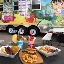 100 Orlando Food Truck La Isla Del Frappe Puchunguis Pinchos S