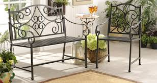 Outdoor Chairs. Metal Lawn Chairs: Vintage Style Lawn Chairs ...