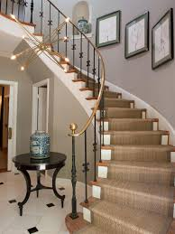 Designed By Matthew Moore, This Winding Staircase With A Gold ... Best 25 Wrought Iron Stair Railing Ideas On Pinterest Iron Custom Railings And Handrails Custmadecom A Vintage Pair Of Very Large French Mahogany Finials Newel Post 112 Best Stairs Ideas Tutorials Images Our 1970s House Makeover Part 6 The Hardwood Entryway Pin By O John Znewell Post Caps Cap Tips For Pating Stair Balusters Paint Stairs Banisters Metal Banister Spindles Double Basket Michelle Paige Blogs Before After Of A Banister Door Knob Door Handle Boutique Kings Road Ldon Uk