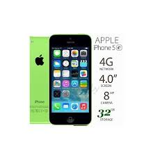 Apple IPhone 5c 32GB With Facetime 4G LTE iWady