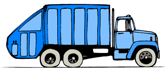 Loading Clipart Waste Truck - Pencil And In Color Loading Clipart ...