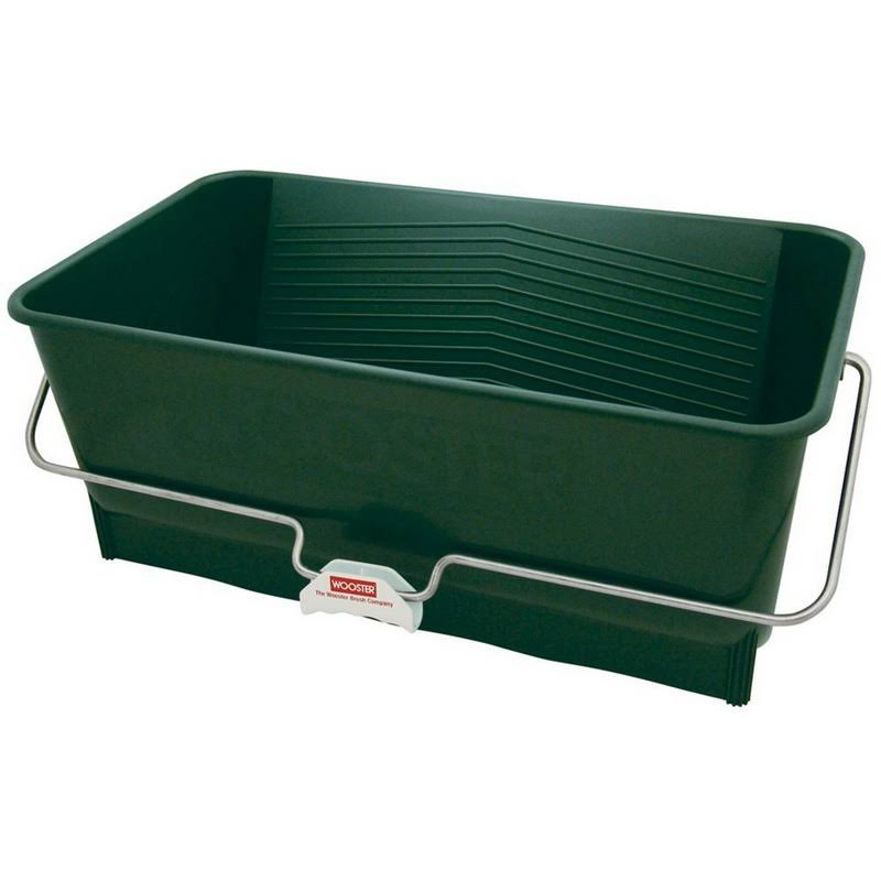 Wooster Brush Wide Boy Bucket - Green, 19l