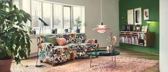 wohnzimmer applications inspiration louis poulsen