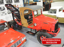 1927 54-C Tow Truck • Old International Truck Parts