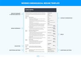 Chronological Resume: Template, Sample, & Examples [+Writing Tips] Define Chronological Resume Sample Mplate Mesmerizing Functional Resume Meaning Also Vs Format Megaguide How To Choose The Best Type For You Rg To Write A Chronological 15 Filename Fabuusfloridakeys Example Of A Awesome Atclgrain