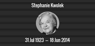 Stephanie Kwolek Death Anniversary
