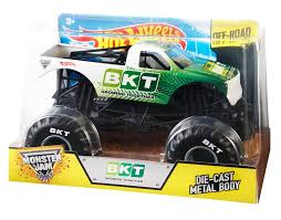 Amazon.com: Hot Wheels Monster Jam 1:24 Scale BKT Vehicle: Toys & Games Monster Jam Ticket Giveaway Phoenix January 24 2015 Brie Stealth Blaze And The Machines Die Cast Hot Wheels 164 Anniversary Vehicle Toy At Mighty Monster Jam 124 Scale Nea Police Uncle Petes Toys Hotwheels Truck 68501 Brutus Diecast Walmartcom Scbydoo 2017 Scooby Doo With Team Flag Model Car Pinterest Wheelsreg Jamreg Assorted Target Julians Blog Earth Shaker New For Hotwheels Mattel Juguetes Puppen