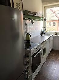 küche 3 50 m einzeilig waschmaschine spülmaschine