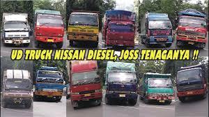 100 Nissan Diesel Truck TRUK TRONTON NISSAN DIESEL UD TRUCKS MUATAN BERAT NANJAK DI TIKUNGAN