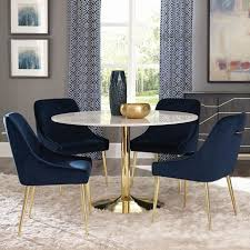 Marble And Brass 5-piece Round Dining Set With Blue Velvet Chairs Raven Corner Chair Blue Velvet 16319 25 Stunning Living Rooms With Sofas Interior Grandiose Scoop Ding Chairs Set Also Crystal Value Lvet Ding Chair Mytirementplanco Winsome Room Sets Luxury Make Modern Fniturer Of 2 Metal Legs Fniture Rose Maxine Classic Navy Acrylic Klismos Side Bentley Designs Turin Dark Oak Round Glass 6 Fabric Low Back 120cm Fduk Best Price Guarantee We Will Beat Audrey Ink Espresso Wood Details About Euphoria Tufted Beatrix Green W Handle On Gold Stainless Florence Knoll Table Rectangular Palette Parlor