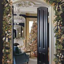 Frontgate Christmas Trees Decorated by Lookandlovewithlolo Holidays Decorating With Mixed Metallics