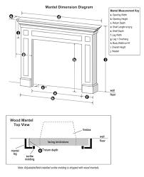 wood fireplace mantels mantel surround hillsboro mantelcraft