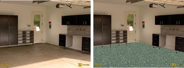 Seal Krete Floor Tex Home Depot by Makeover Your Garage With Epoxy Flooring Dzine Talk