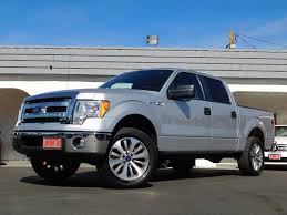 100 2013 Ford Truck Used F150 F150 SuperCrew Cab XLT EcoBoost