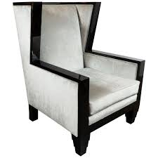 Art Deco Revival Black Lacquer And Platinum Velvet High Back Chair ... Amazoncom Hcom 44 Tufted High Back Velvet Upholstered Accent White Or Black Leather Ding Chairs With Chrome Legs And Linx Sleek Chair Deals Ranger With Arms Blackgrey Fabric Stuart Dunn Scoop Leg Hlingdal 65 Blackwhite Chairs Colorschemes That Rock In 2019 Caline Breeze Highback Chair Black Finnish Design Shop Home Decators Collection 215 X Sunbrella Cast Teak Steelcase Turnstone Executive 319 Used Nilkamal Blaze Highback Black Fniture Ozark Trail Folding Head Rest Fuchsia Classical High Back Smoking Patent Leather